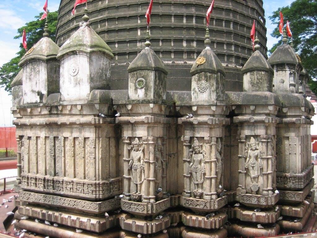 কামরূপ কামাখ্যা মন্দির